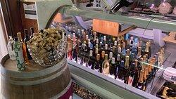 Selezione di vini per degustazione