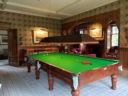 Billiard room & Snug