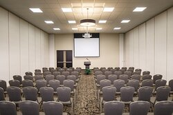 Plenty of meeting space for your groups. Theater style