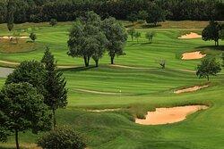 Antognolla Golf - buca 4