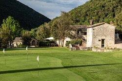 Antognolla Golf - Putting green