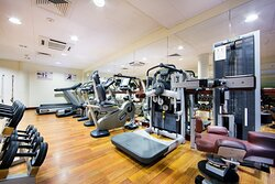 Our Fitness Centre caters to all work-out regimens