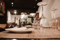 Table Dinner  Trinka na Hora Leve Leve tapas bar