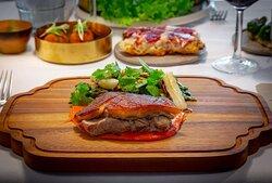 Restaurant - Food - Meat