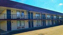 Motel Brooks exterior