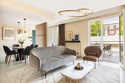 Maison Ava Gardner Living Room