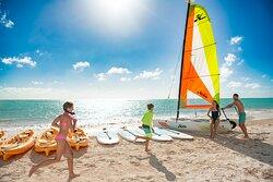 Hyatt Ziva Cap Cana Kayak Family