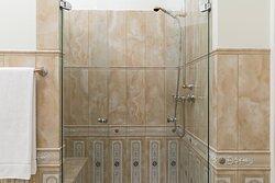Guest Bathroom – Walk-In Shower