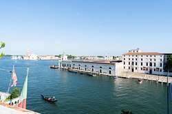 Terrace Grand Canal View Room - View