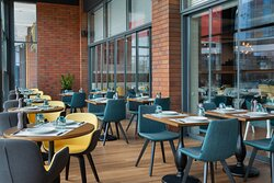 New York Restaurant Terrace