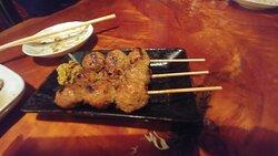 Chicken Mince Yakitori