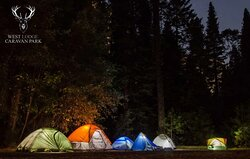 Camping pitches available all year round.