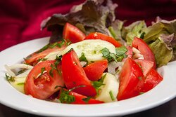 Gruzínský salát