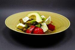 """""""Panzanella"""" salad"""