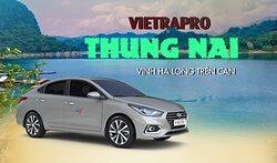 Cho thuê xe đi Thung Nai có lái - Car rental to Thung Nai with driver
