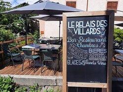 Carte présentation Relais des Villards