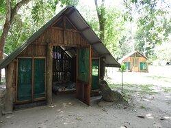Camping en el Parque Tayrona