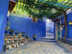 The streets of the Medina