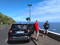 Short stop on the way to Porto Moniz