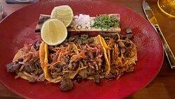 My dry tacos