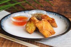 Fried Chicken Wonton