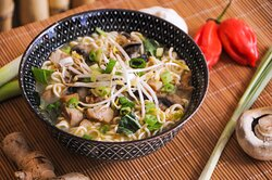 Thom Kha Kai Soup
