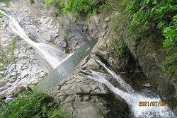 雄滝と夫婦滝