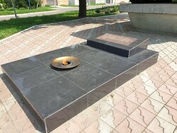 The Memorial of Military Glory, Bender, Transnistria. July 2021