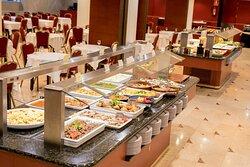 Tulip Inn Andorra Delfos Hotel - Restaurant