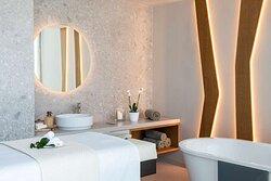 Spalato Spa treatment room