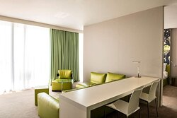 Junior Suite with sea view & balcony