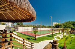 Recreation Area Tennis Court