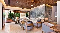 Royal Villa Living Room