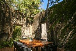 Royal Villa Outdoor Dining