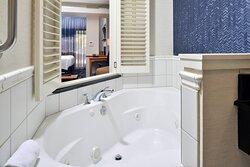 First Floor Suite - Bathroom