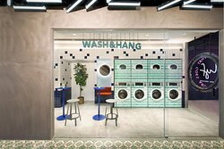 Wash and Hang - Launderette