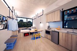 One of a Kind Plus - Studio with Kitchen
