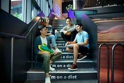 Social Staircase