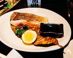 Scottish Salmon Black Pepper Teriyaki Easy Resizecom