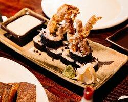Softshell Crab Wasabi Dip Easy Resizecom
