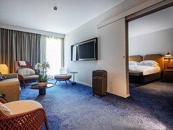 Suite 1 Bedroom & 1 Living Room
