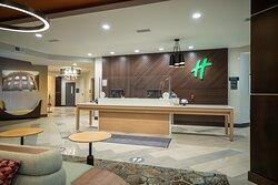 Holiday Inn Creve Coeur Front Desk