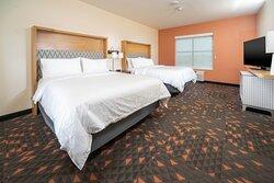 Holiday Inn Creve Coeur 2 Queen bedded Suite