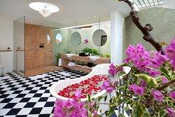 One Bedroom Ocean View Villa