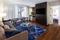 Ambassador Suite - Living Room