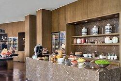 Rosewood Guangzhou Manor Club Food Counter