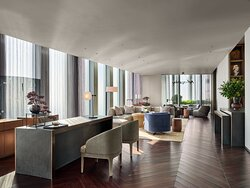 Rosewood Guangzhou Manor Club Environment