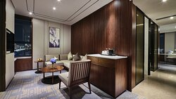 Superior Suite Living Room