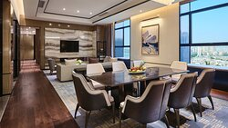 Royal Suite Dining Area