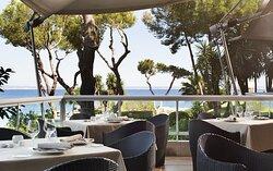 Perseo Restaurant Terrace